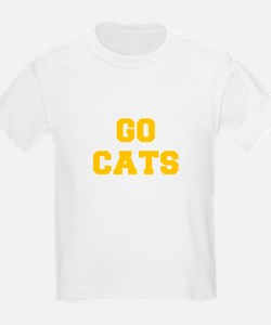 cats-Fre yellow gold T-Shirt