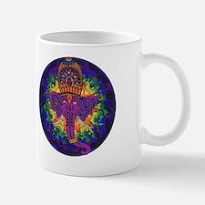Psychedelic Ganesh Mug