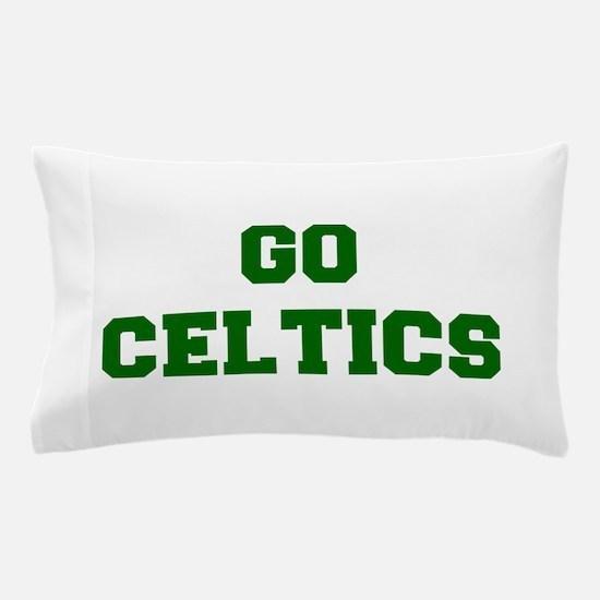 Celtics-Fre dgreen Pillow Case