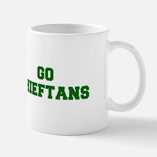 Chieftans-Fre dgreen Mugs