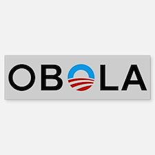 Obola Bumper Bumper Bumper Sticker