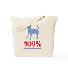Mountain Feist Tote Bag