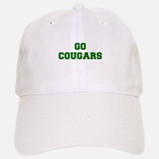 Cougars-Fre dgreen Baseball Baseball Baseball Cap