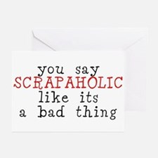 You say... Greeting Cards (Pk of 10)