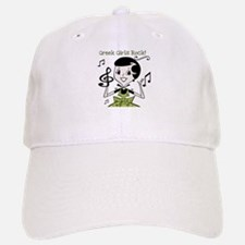 Greek Girls Rock Baseball Baseball Cap