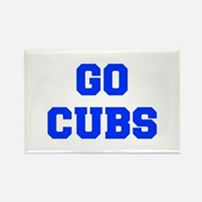 Cubs-Fre blue Magnets
