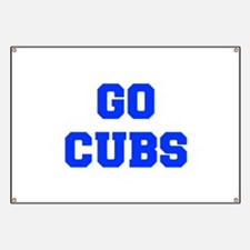 Cubs-Fre blue Banner
