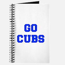 Cubs-Fre blue Journal