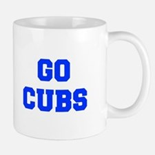 Cubs-Fre blue Mugs