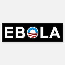 Ebola Bumper Bumper Bumper Sticker