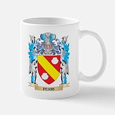 Perri Coat of Arms - Family Crest Mugs