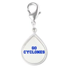 Cyclones-Fre blue Charms