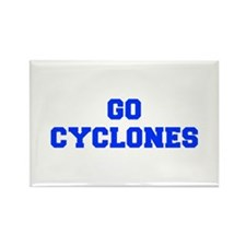 Cyclones-Fre blue Magnets