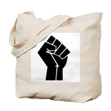 Black Power Tote Bag