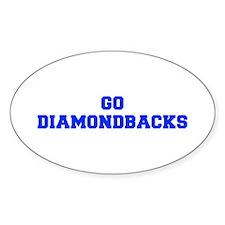 diamondbacks-Fre blue Decal