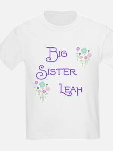 Big Sister Leah T-Shirt