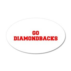 DIAMONDBACKS-Fre red Wall Decal