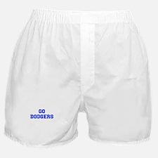 dodgers-Fre blue Boxer Shorts