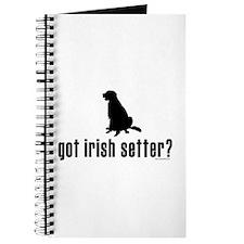 got irish setter? Journal