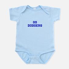 dodgers-Fre blue Body Suit
