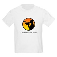 I make my own films T-Shirt