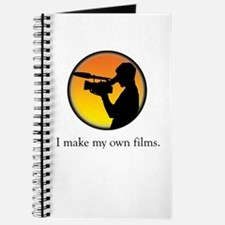 I make my own films Journal