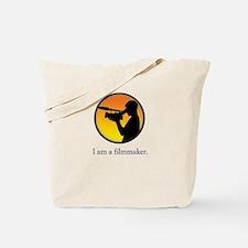 i am a filmmaker Tote Bag