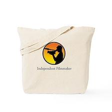 Indie filmmaker Tote Bag
