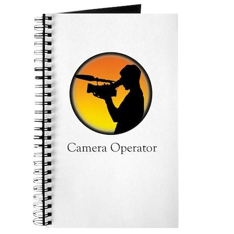 Camera operator Journal