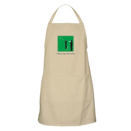 Have my own crew BBQ Apron