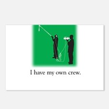 Have my own crew Postcards (Package of 8)