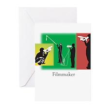 Filmmaker Greeting Cards (Pk of 10)