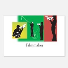 Filmmaker Postcards (Package of 8)