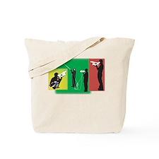Plain Video Tote Bag