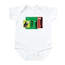 Plain Video Infant Bodysuit