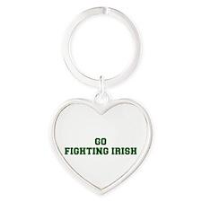 Fighting Irish-Fre dgreen Keychains