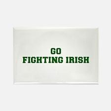 Fighting Irish-Fre dgreen Magnets