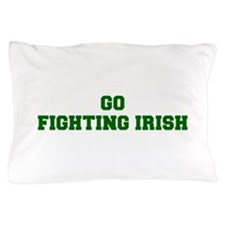 Fighting Irish-Fre dgreen Pillow Case