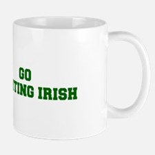 Fighting Irish-Fre dgreen Mugs