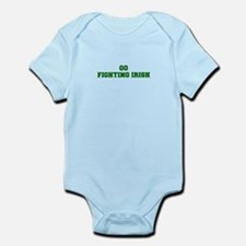 Fighting Irish-Fre dgreen Body Suit