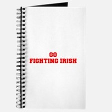 FIGHTING IRISH-Fre red Journal
