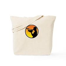Plain Film Logo Tote Bag