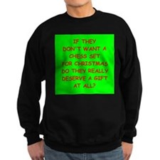 chess Jumper Sweater