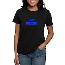 Foxes-Fre blue T-Shirt