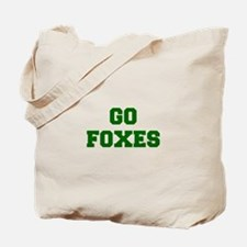 Foxes-Fre dgreen Tote Bag