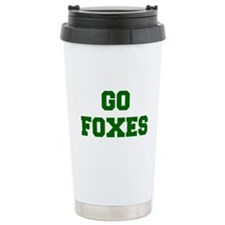 Foxes-Fre dgreen Travel Mug