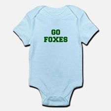 Foxes-Fre dgreen Body Suit