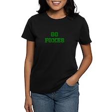 Foxes-Fre dgreen T-Shirt