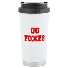 FOXES-Fre red Travel Mug