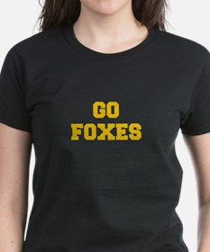 Foxes-Fre yellow gold T-Shirt
